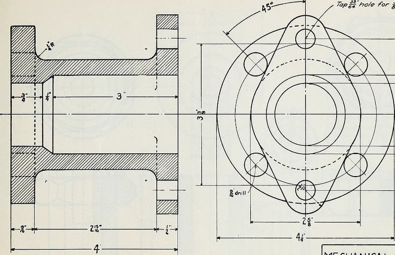 Basic Technical Drawing in Mende