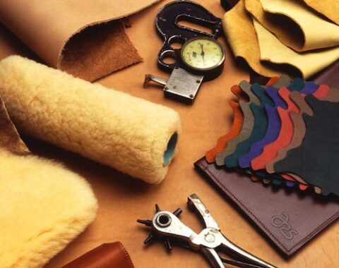 Basic Leather Goods Technology in Krio